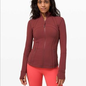 Lululemon define jacket in savannah size 4